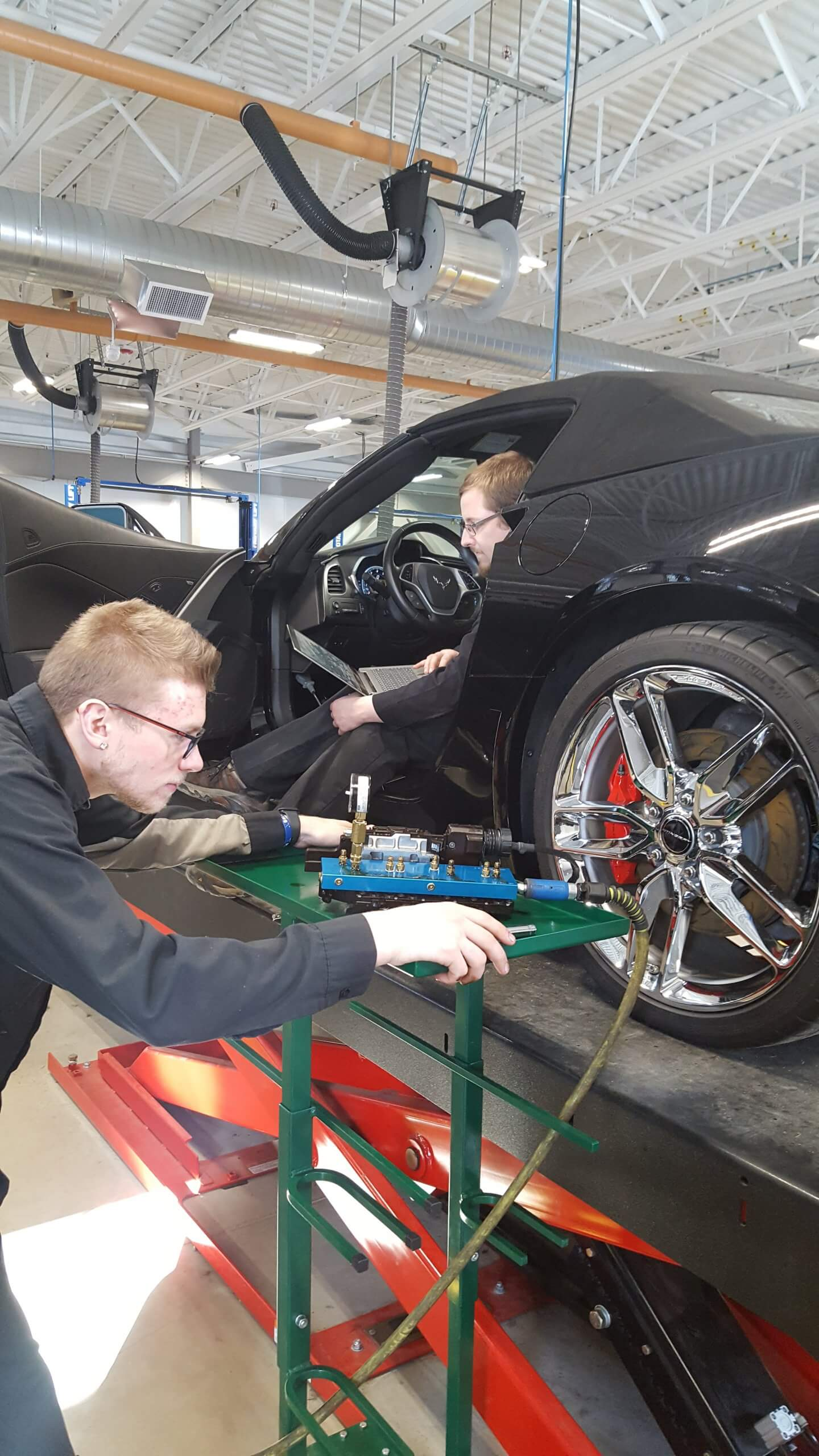 Automotive Service Education Program (ASEP)