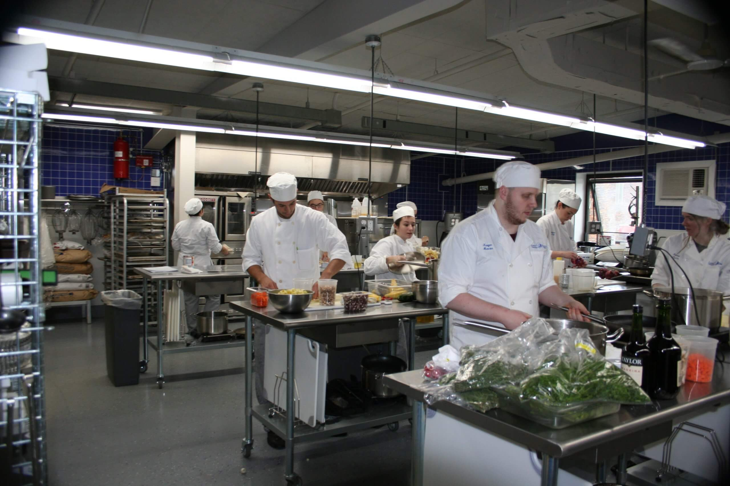 Hotel and Restaurant Operations