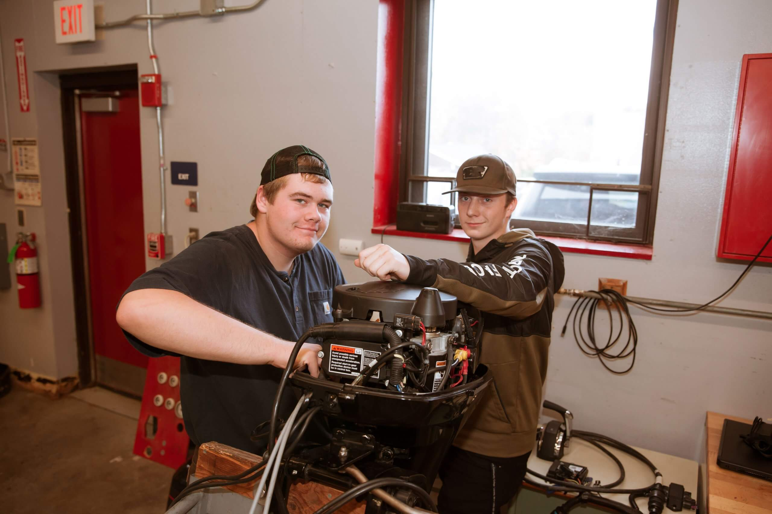 Marine Technology Programs & Training