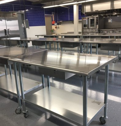 Lakes Region Community College Completes Physical Expansion for Culinary Arts Program