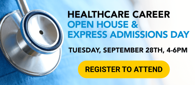 Healthcare Training Open House